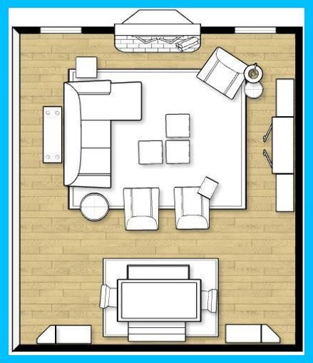 Furniture Arranging Ideas Tricks Sectional Living Room Layout Living Room Layout Wit Family Room Furniture Livingroom Layout Living Room Furniture Layout