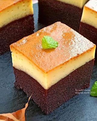 Resep Cake Karamel Kukus Dingin Moist Dan Nyoklat Banget Resep Spesial Cemilan Resep Kue Lezat