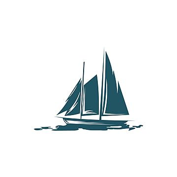 Sailboat Logo Design Icon Vector Logo Icons Sailboat Boat Png And Vector With Transparent Background For Free Download Icon Design Logo Icons Logo Design