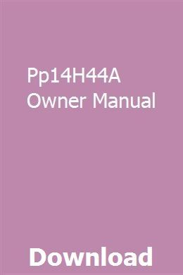 Pp14h44a Owner Manual Vw Golf Mk4 Vw Golf Tdi