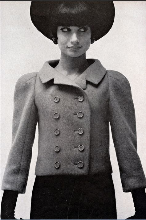 Christian Dior, designed by Marc Bohan, 1963