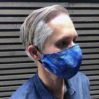Olson Mask For Ppe With Optional Filter Pocket Mask Design