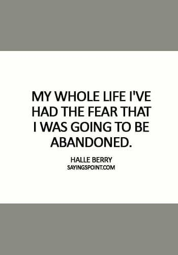 Abandoned Quotes Abandonment Quotes Feeling Abandoned Quotes