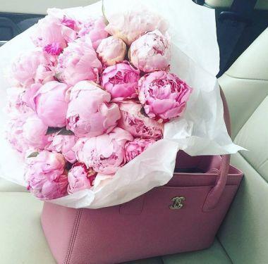 Kwiaty Na Dzien Kobiet Najpiekniejsze Bukiety Z Instagrama Kwiaty Na Dzien Kobiet Najpiekniej Pink Peonies White Rose Pictures Different Kinds Of Flowers