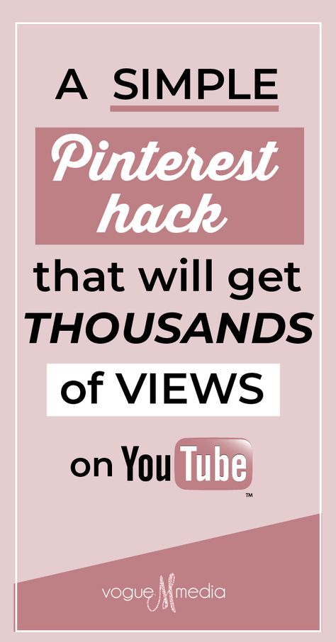 YouTube Hack: How to Get More Video Views on YouTube