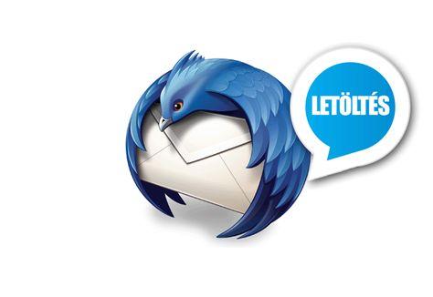Mozilla Thunderbird 45.4.0 (magyar) letöltés