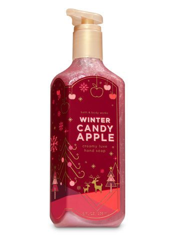 Winter Candy Apple Creamy Luxe Hand Soap Bath And Body Works