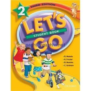 Let S Go 2 Student Book 3rd Edition