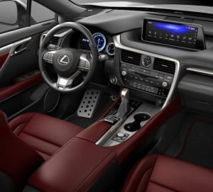 Lexus Rx 350 F Sport Automotive Blog In 2020 With Images Lexus