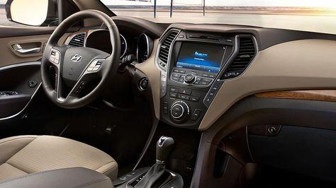 2016 Hyundai Santa Fe Photo Gallery Hyundai Santa Fe Interior Hyundai Santa Fe Sport Hyundai Santa Fe