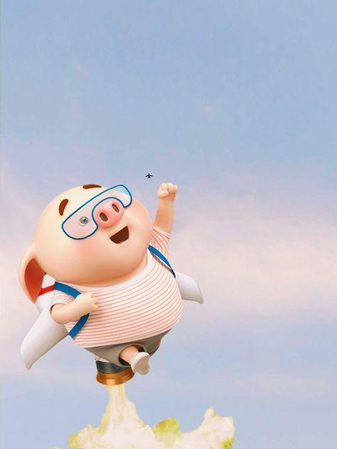 5079 gambar pig p terbaik di 2020  bayi babi ilustrasi