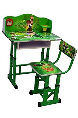 Kids Study Table And Chair Child Fun Study Table And Chair Set For