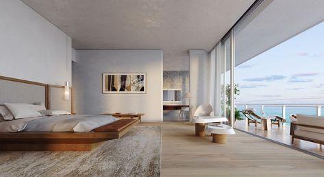 Superattico A Miami Tempio Del Lusso Firmato Renzo Piano La
