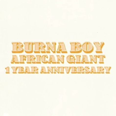"""BukiHQ Media (@bukihqmedia) posted on Instagram: """"It's been a remarkable 1year for the African Giant album. Cheers to all the awards, nominations and streaming on several platforms all over…"""" • Jul 26, 2020 at 10:43am UTC"""