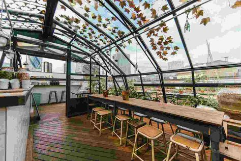 Las Cinco Mejores Terrazas En Azoteas De Londres El