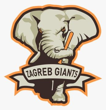 In Croatia Zagreb Has Three Teams But Only One Calls Themselves Giants Baseball Equipment Baseball Softball Baseball