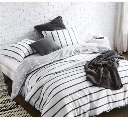 Bed Making Applique Quilts White Linen Duvet Cover Panel Bed Dorm Bedding Luxury Bedding Duvet Sets