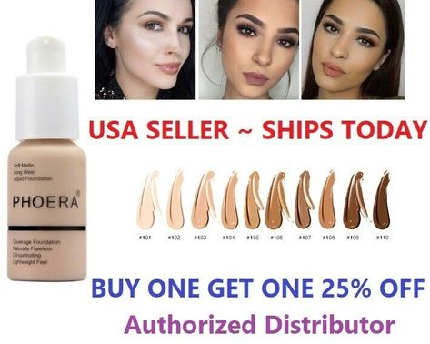 phoera swatches