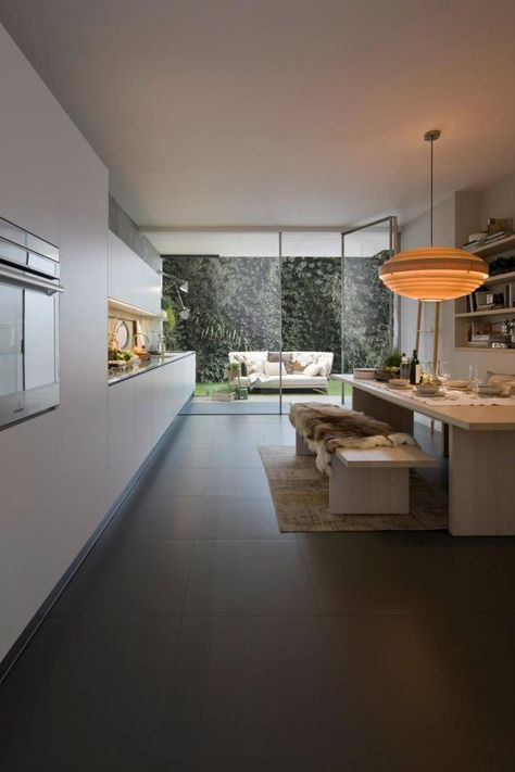 Gamma Kitchen Designed By Antonio Citterio For Arclinea | Antonio Citterio  | Pinterest | Kitchen Design And Kitchens