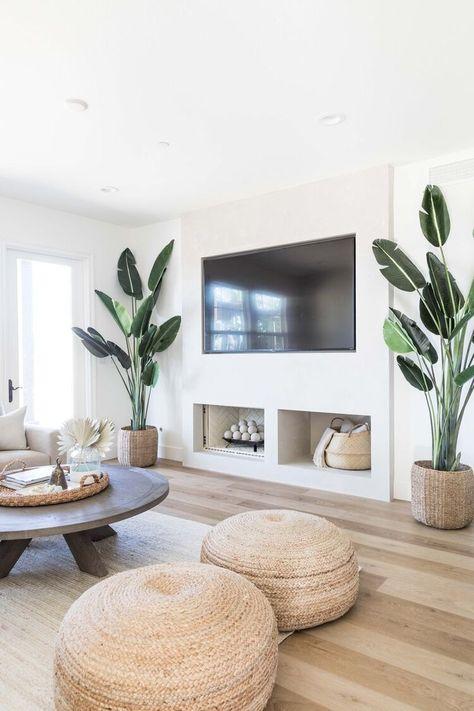 Living Room Inspo, Boho Living Room, Minimalist Living Room, Home And Living, Living Room Designs, Interior, Living Decor, Living Room Essentials, House Interior