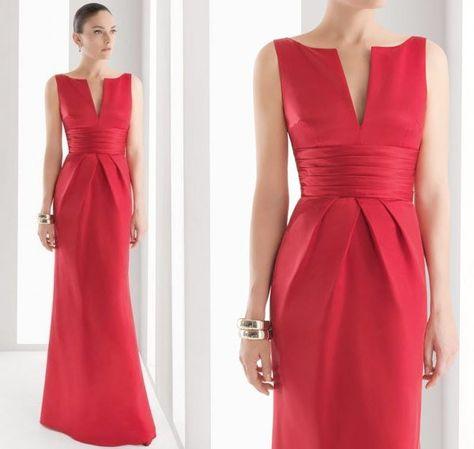 Patron gratuit : la robe de soirée Rosa Clará