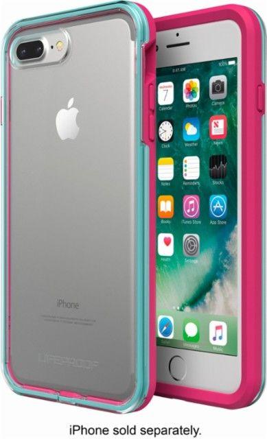 brand new d706a f2822 LifeProof - SLAM Case for Apple® iPhone® 8 Plus and 7 Plus - Aloha ...