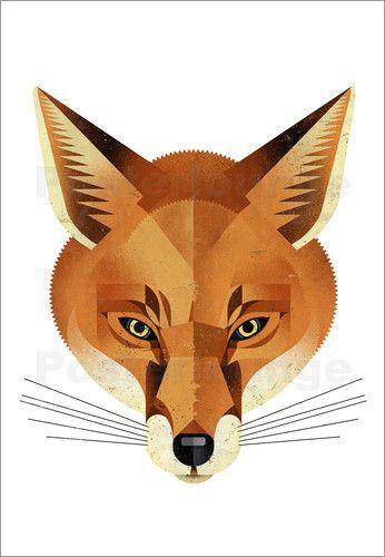 Dieter Braun Fuchs Art And Illustration Tierillustrationen Natur Skizze