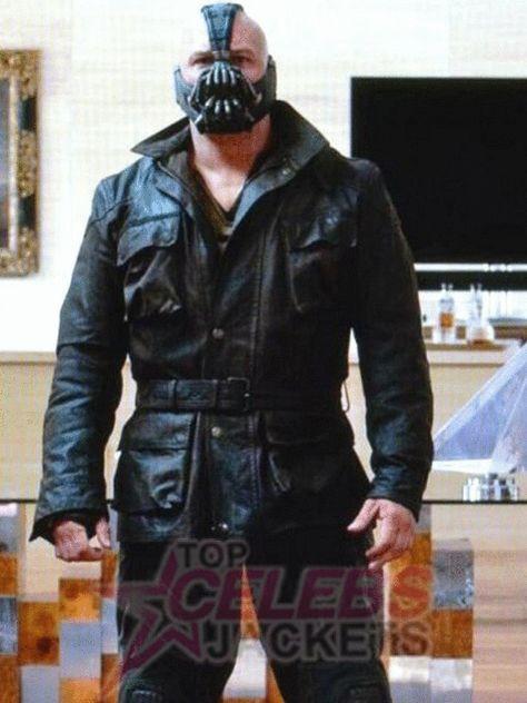 The Dark Knight Rises - Belstaff Roadmaster jacket