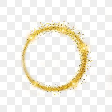 Shine Golden Golden Dots Gradient Gold Powder Light Spot Texture Light Effect Red Glitter Background Glitter Prints For Sale