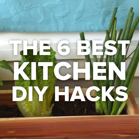 The 6 Best Kitchen DIY Hacks // The 6 Best Kitchen DIY Hacks // Related posts: 17 Easy DIY Kitchen Hacks for Organizing Stuff 20 DIY Kitchen Organization And Storage Hacks Ideas ✔ 26 brilliant diy kitchen organization ideas 21 150 DIY Kitchen …
