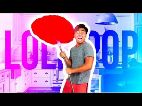 Escape The Bathroom From Guava Juice diy mega giant lollipop! - youtube | guava juice | pinterest