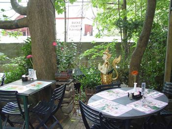 Looking For A Quaint Restaurant With A View? Wildflowers In New Hope, PA,  Located Across The Street From The Bucks County Playhouse, Offers A Cozy U2026