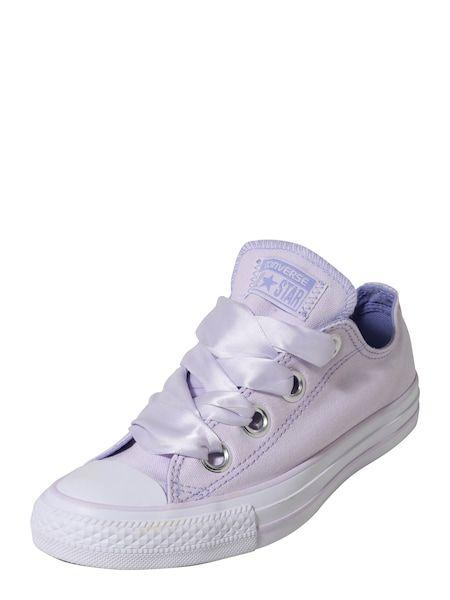 CONVERSE Sneaker 'CHUCK TAYLOR ALL STAR BIG EYELETS OX' lila