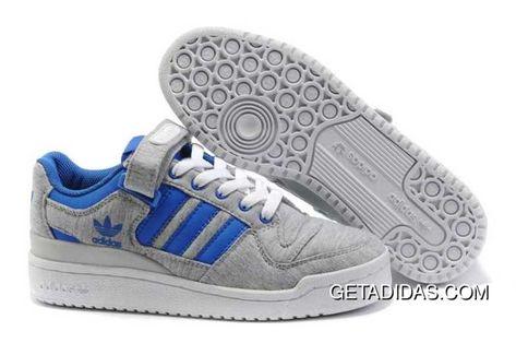 Pin by Ethel Leadley on Adidas Forum Lo Mens | Blue adidas