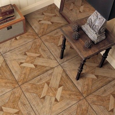 Wholesale Porcelain Tile Wood Grain Flooring China Ceramic Parquet