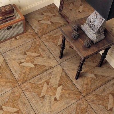 Parquet Wood Floor Good Bathroom
