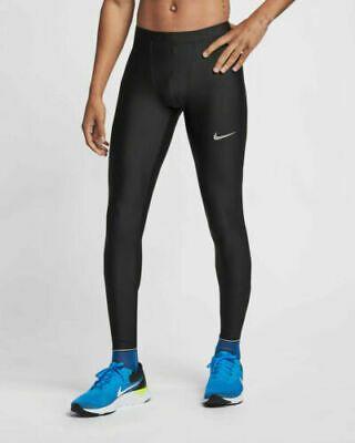 Nike Mens Tight Running Leggings Large