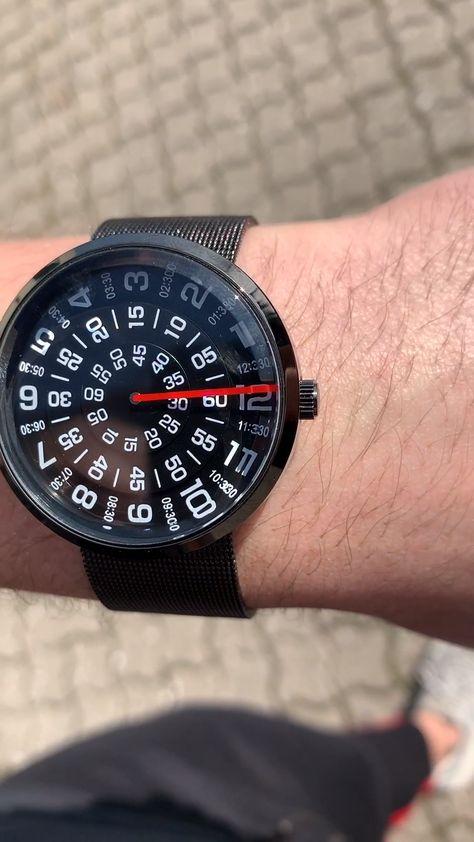 The Interceptor Watch