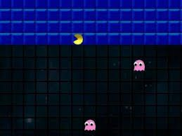 Pacman Duvar Oyun Oyunlar Duvar