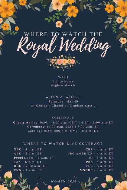 Where To Watch The Royal Wedding.Where To Watch The Royal Wedding In 2018 Products Reviews