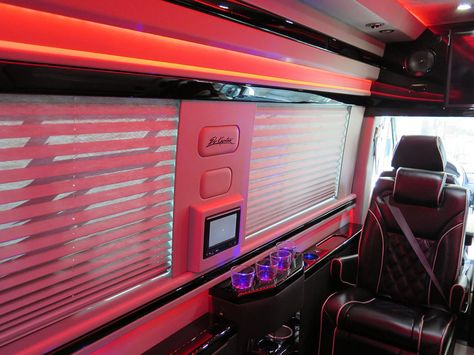 El Kapitan Luxury Sport Conversion Vans Have The High End Materials Electronics And Hand Tooled Hardwood Trim That Makes Them Ideal For Business A
