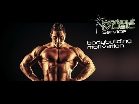 Bodybuilding Motivation Rock Music Special Youtube