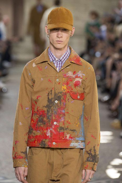 Junya Watanabe Man, Printemps/été 2018, Paris, Menswear