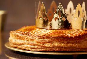 Galette des rois aux pommes confites et cannelle : la recette facile