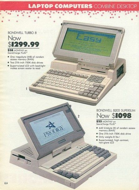 Owning The Most Current Laptop Computer Systems Means You Are Using The Right Computer Readily Available For Th Computer History Old Computers Laptop Computers