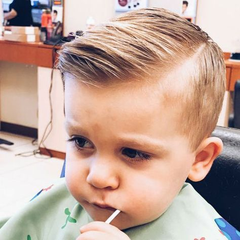 35 Cute Toddler Boy Haircuts 2019 Guide Boy Hairstyles