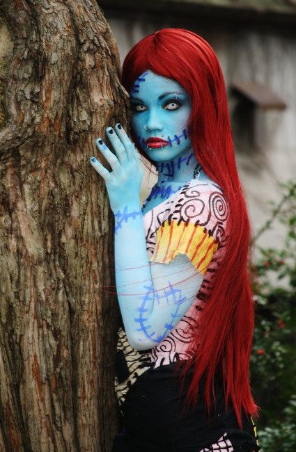 Sweet Sewn-Up: A Sally Cosplay! | Movie Cosplay | Pinterest ...
