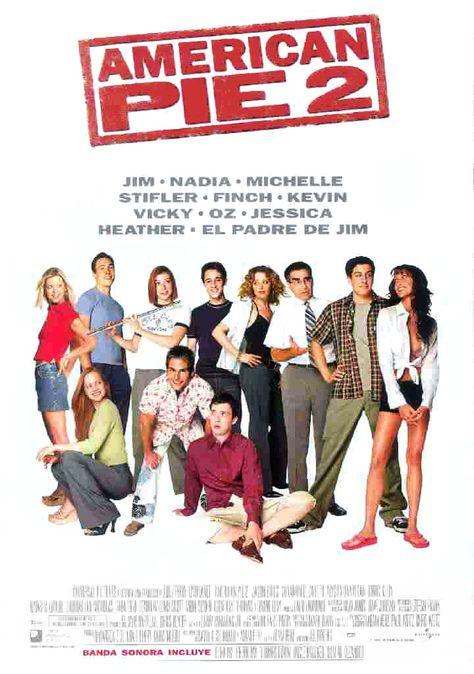 American Pie 2 American Pie American Pie Movies Streaming Movies