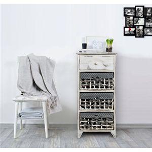Cassettiere In Vimini E Legno.7 Idee Per Rinnovare Casa E Accogliere La Primavera Con Immagini