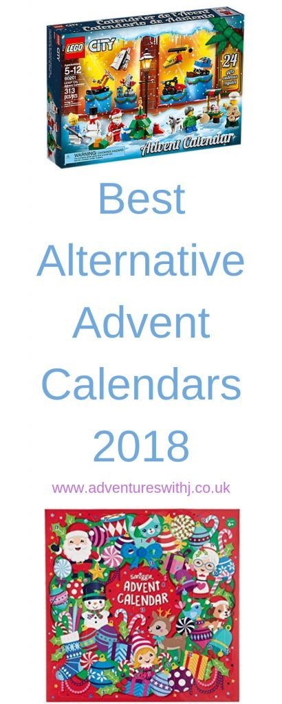 Best Alternative Advent Calendars For Kids 2018 Alternative